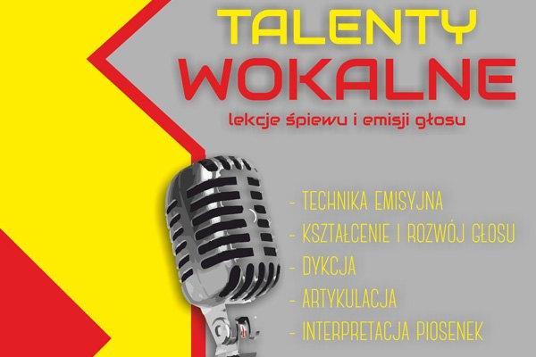 Talenty wokalne