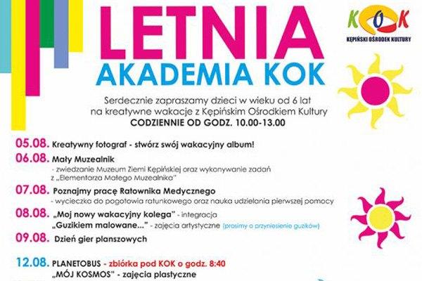 Letnia akademia KOK