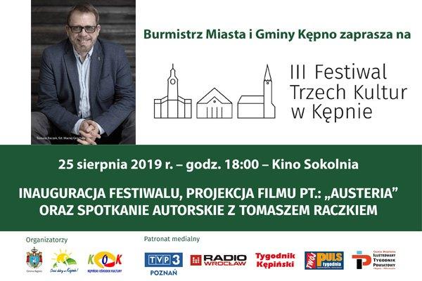 Inauguracja Festiwalu Trzech Kultur