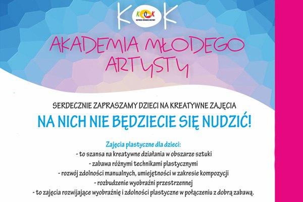 Akademia młodego artysty
