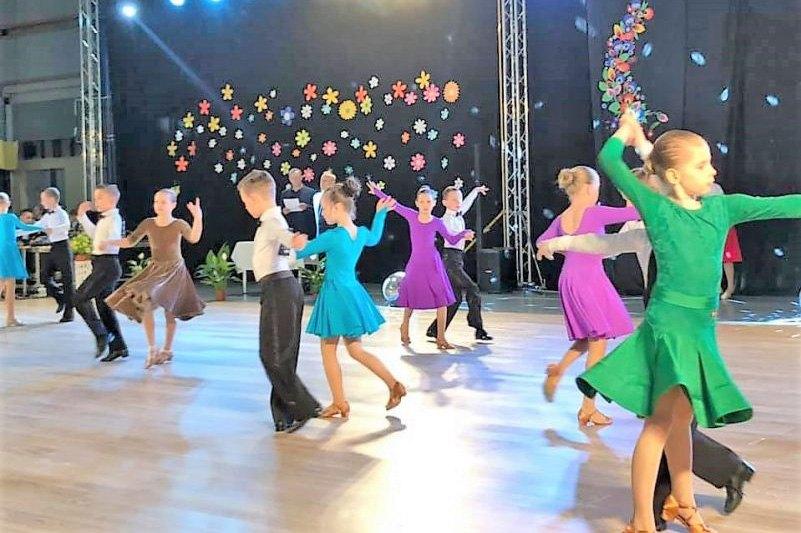 Fotorelacja z Turniejów Tańca