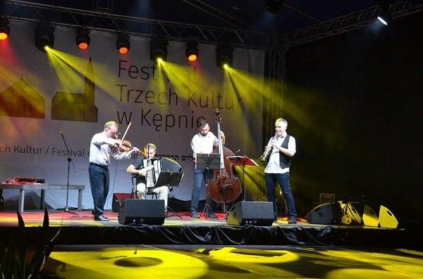 III FESTIWAL TRZECH KULTUR – ACCORINET KLEZMER BAND