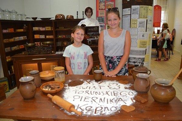 Warsztaty wypieku piernika w Muzeum Ziemi Kępińskiej