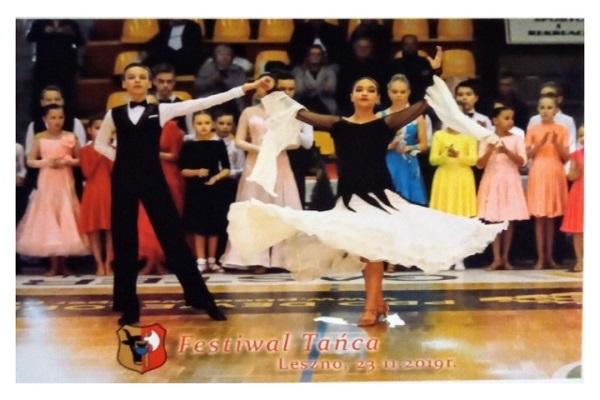 Ogólnopolski Turniej Tańca Towarzyskiego w Lesznie