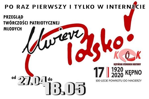 UWIERZ POLSKO – po raz pierwszy i … tylko w Internecie!