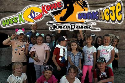 Dinozaury i My – wycieczka do JuraPARKU