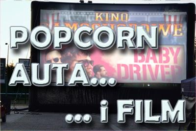POPCORN, AUTA i FILM…