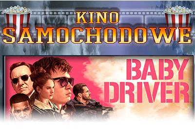 BABY DRIVER – kino samochodowe w Kępnie