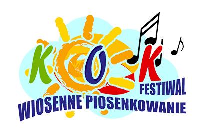 Festiwal WIOSENNE PIOSENKOWANIE